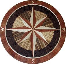 Round Nautical Rugs Compass Rose Rugs Roselawnlutheran
