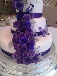 various purple wedding cakes design ideas wedding decor theme
