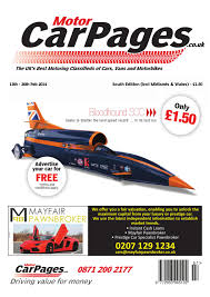 motor car pages south 13th february 2014 by loot issuu