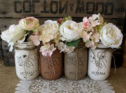 country wedding centerpieces country wedding centerpieces jars wedding party decoration