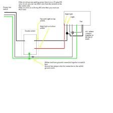 Bathroom Light Fan Heater Combo by Wiring Bath Fan Heater Light Wiring Diagram For Bathroom Heater