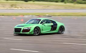 Audi R8 Green - audi r8 wallpapers