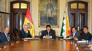 The Cabinet In Government Bolivia U0027s President Names 10 New Cabinet Ministers Panama Today