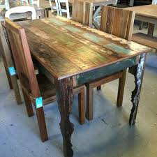 square dining table for 8 reclaimed wood extending uk london