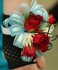 Red Rose Corsage Red Roses Prom Corsage Prom Flowers In Bowerston Oh Lady Of The