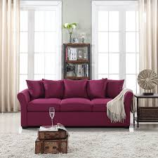 Traditional Fabric Sofas Classic And Traditional Ultra Comfortable Linen Fabric Sofa