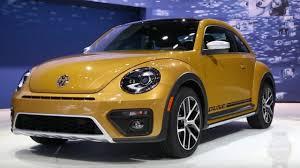 2016 volkswagen beetle dune review 2016 volkswagen beetle dune 2015 la auto show youtube