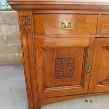 Antique Server Buffet by Arts And Crafts Sideboard Antique Server Antique Craftsman Buffet