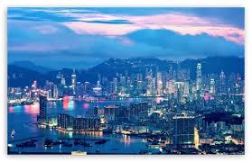 hong kong city nights hd wallpapers hong kong night lights 4k hd desktop wallpaper for 4k ultra hd