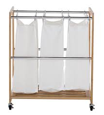 Laundry Room Storage Cart by Trinity Store