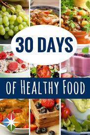 92 best 30 days of fit food images on pinterest healthy foods