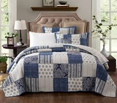 What Is Coverlet In Bedding 15 Best Real Patchwork Quilted Coverlet Bedspread Bedding Sets