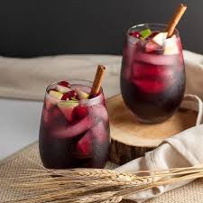 cranberry apple cider sangria sangria of the month november
