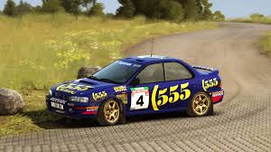 rally subaru wallpaper dirt rally germany kreuzungsring 555 subaru impreza wrc 1995