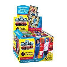 match attax box 2000s ebay