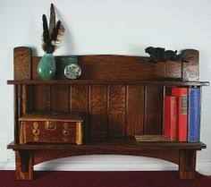Mission Bookshelves by This Is An Arts U0026 Crafts Mission Oak 3 Door Bookcase Made With