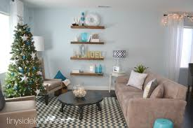 come on in christmas home tour 2014