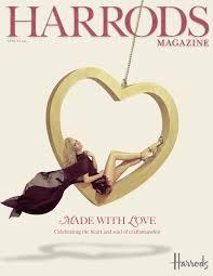 harrods magazine august 2015 by harrods online issuu