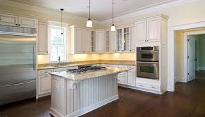 Yellow Kitchen With White Cabinets - white kitchen yellow walls interior design