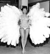 burlesque fans on the wings of my foremothers meeting jean idelle lola lesoleil