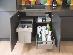 poubelle pour meuble de cuisine des meubles pratiques et fonctionnels dans toute la maison avec