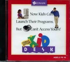 amazon com kiddesk family edition software