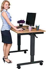 standing computer desk amazon standing computer desk awesome workstation stand up store in