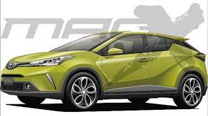 toyota new suv car new 2016 toyota sport cruiser youtube