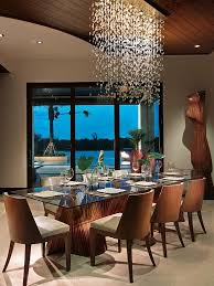 Dining Chandeliers Miraculous Contemporary Chandelier For Dining Room Decoration