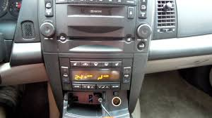 cadillac cts aux line in
