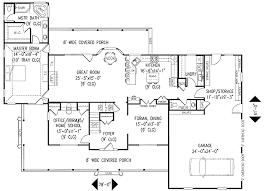 farmhouse design plans country farmhouse plan with lots of extras 6532rf