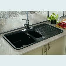evier de cuisine en granite evier cuisine granit evier encastrer granit et résine noir