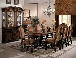 amazon com brand new 7 pc neo renaissance dining table with 2x