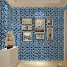 spiderman marvel blue comic wallpaper murals photo wall decor boys bedroom wall murals blue wall image permalink