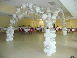 wedding balloon decorations balloons nj balloon decorations