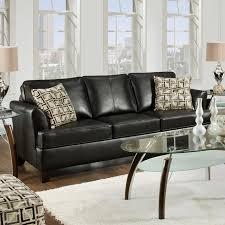mesmerizing 60 black leather furniture living room ideas
