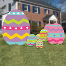 Religious Outdoor Easter Decorations by 22 Best Easter Yard Signs Images On Pinterest Easter Ideas