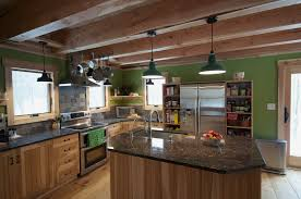 Green House Kitchen by Green House In The Woods Portfolio Galleries Bear Creek Builders