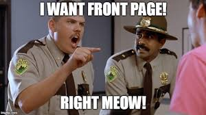 Super Troopers Meme - super troopers almost made it meme passionx