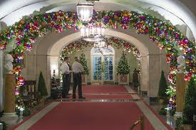 white house christmas decorations 2013 pictures popsugar celebrity