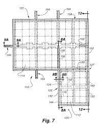 Buttress Wall Design Example Patent Us20030233798 Post Tensioned Below Grade Concrete