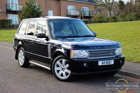 blue range rover vogue range rover 3 6 tdv8 vogue se 2006 56 13 950 youtube