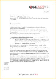Business Collaboration Proposal Letter Sample by 6 Request For Proposal Cover Letter Proposal Template 2017