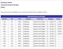 marketing budget template u2013 17 free word excel pdf documents