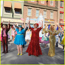 hairspray live is headed for the thanksgiving day parade