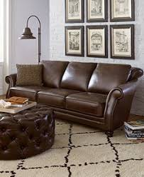 Chestnut Leather Sofa I Need This Love Royal 86