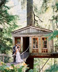 Treehouse Point Wa - best outdoor wedding venues in the us