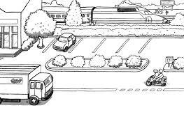 explore printable coloring sheets automobile train bullet
