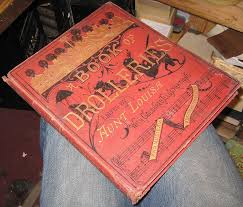 Armchair Books A Book Of Drolleries By Aunt Louisa Frederick Warne And Co
