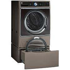 Front Load Washer With Pedestal Kenmore Elite Washers Sears
